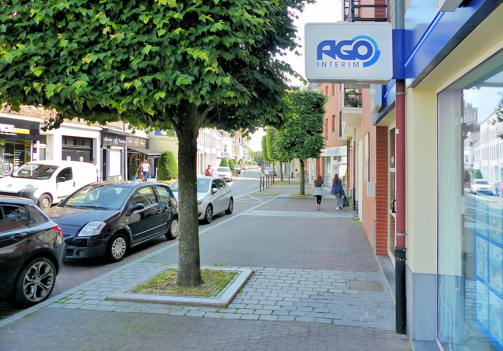 AGO Intérim - Tourcoing Centre, rue de la Cloche