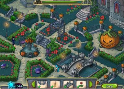 靈異酒店(Haunted Domains),很特別的模擬飯店經營遊戲!