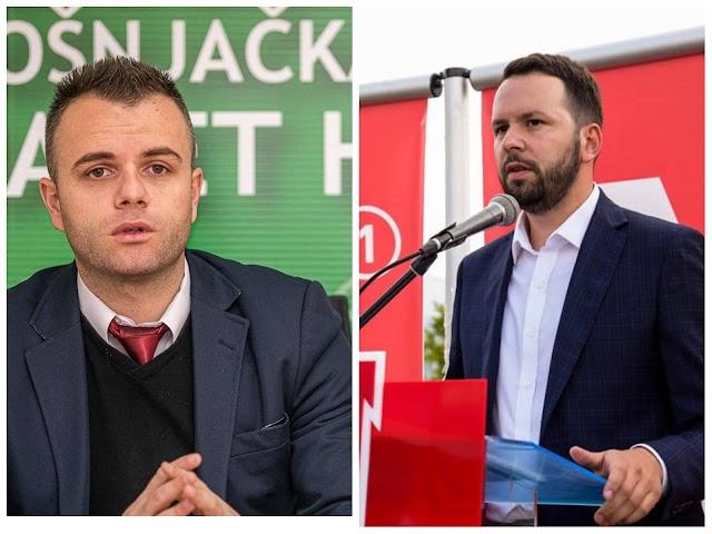 Omeragić (BS) i Canović (SD): Evropska budućnost Crne Gore (ni)je sigurna