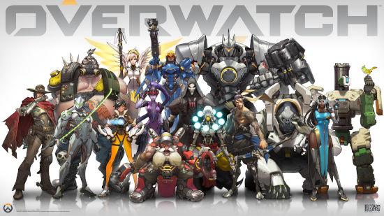 Overwatch - Tous les Personnages - Quad HD 1440p