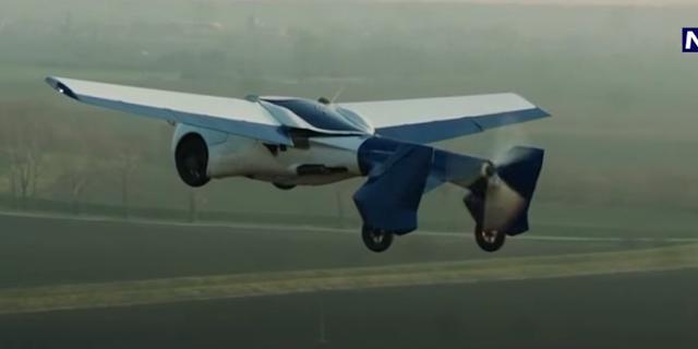 Harga Mobil Terbang 1 Juta Pound Sterling, Dipasarkan Pertengahan 2020 Bisa Pesan Sekarang Juga.. Dibatasi 500 Unit