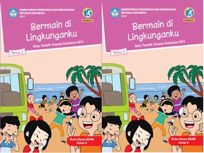Download teladan RPP Kelas 2 Tema 2 Subtema 1 Revisi Kurikulum 2013 Tahun 2018
