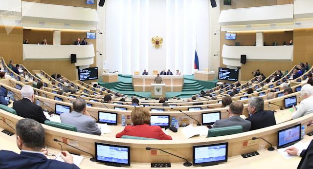 مجلس الفيدرالية الروسي يدعو أوروبا لتطوير نظام الأمن الخاص بها دون تدخل الولايات المتحدة