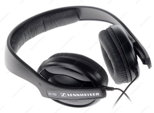 Harga Headphone Sennheiser HD202-II