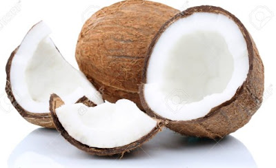 buah kelapa manfaat