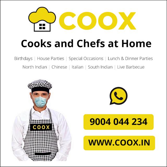 Book a cook