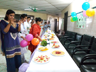 Nutritionist program 1st year 2017
