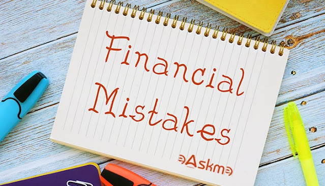 Common Financial Planning Mistakes: eAskme