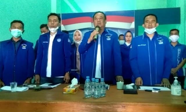 Partai Demokrat Kabupaten Lahat tetap Solid dan setia dengan Ketua Umum AHY