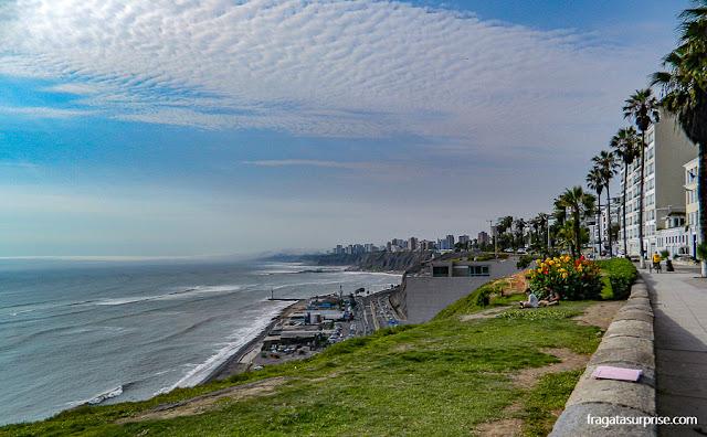 Orla de Barranco, Lima, Peru
