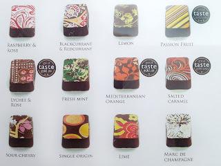 chocolate, Lauden Chocolate, award winning chocolates