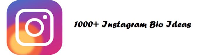 Best 1000+ facebook,instagram bio 2020