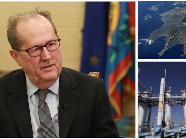 Π. Νίκας: Εξαιρετικά θετικές εξελίξεις στην υπόθεση του φυσικού αερίου στην Περιφέρεια Πελοποννήσου