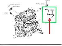 Harga Dan Fisik : Sensor Oksigen Toyota All New Avanza Dan Grand Avanza