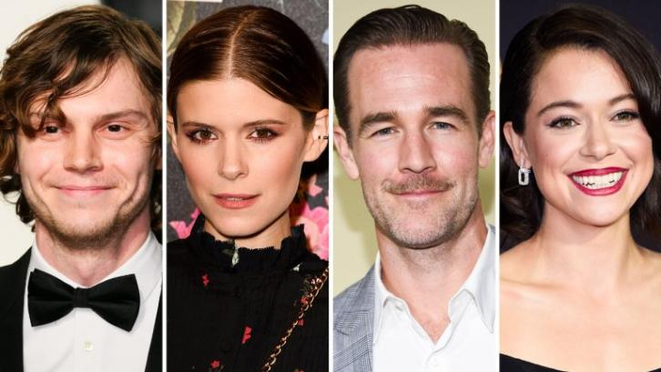 Pose - Tatiana Maslany, Evan Peters, Kate Mara & James Van Der Beek Join Ryan Murphy FX's Series