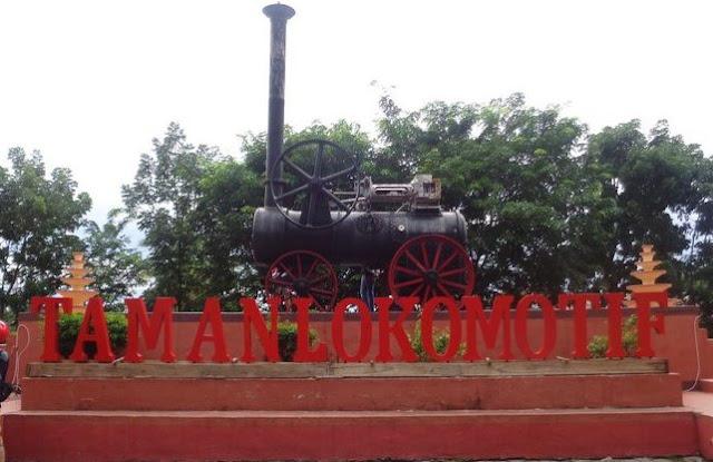 lokomotif kota muntok