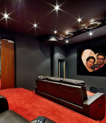 Make Your Home – A Theater