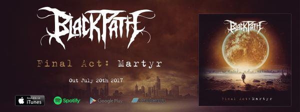 "BLACK PATH: Ακούστε το νέο τους κομμάτι ""The God Who Lied"""