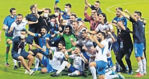 Ankara Demirspor vs Tuzlaspor maçını canlı izle