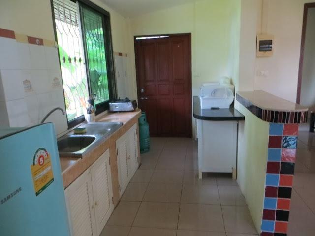 кухня в тайском доме