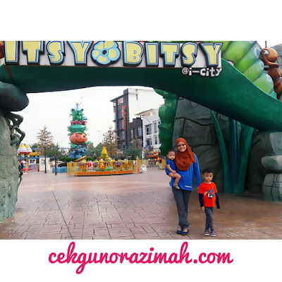 i-city shah alam, bayaran masuk i city shah alam, city-walk, harga tiket i-city, city of digital lights, zero deals, scream park di sunway lagoon, Hotel Best Western I-City Shah Alam