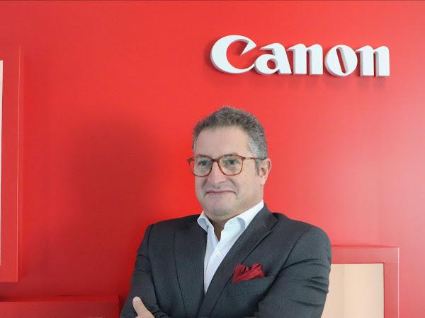 Manuel Marques de Matos reforça equipa da Canon Portugal