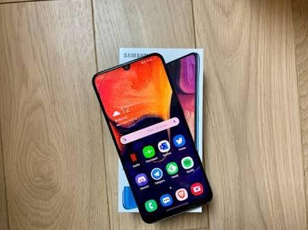 مواصفات Galaxy A50 جالاكسي A50