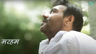 ajay devgan Song 'Thahar Ja' Out now