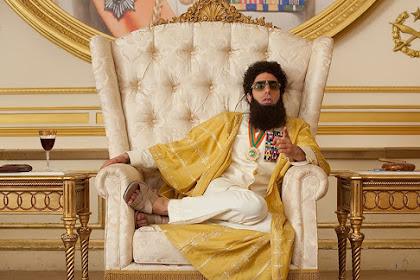 Fakta Menarik film The Dictator