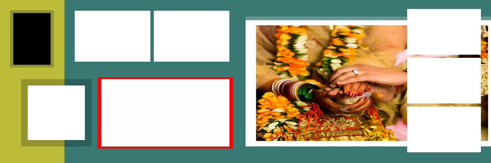 Vol 1 2019 20 Indian Karizma Album Design 12x36 Psd