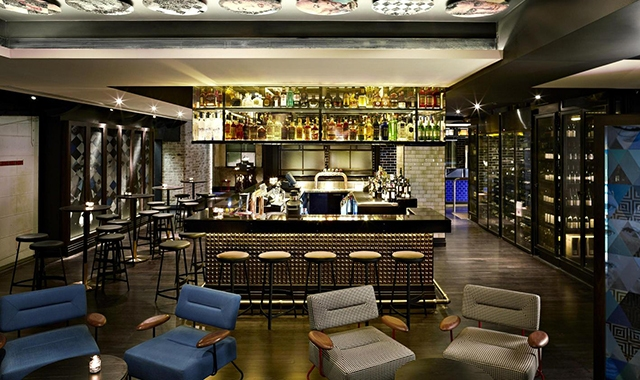 Located In The Qt Sydney Hotel, Gowings Is An Australian Meets