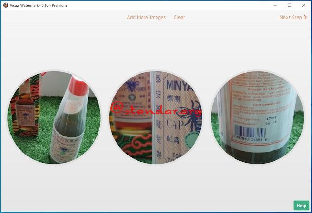 Review : Visual Watermark, Software Watermark Terbaik Versi standar.org-1