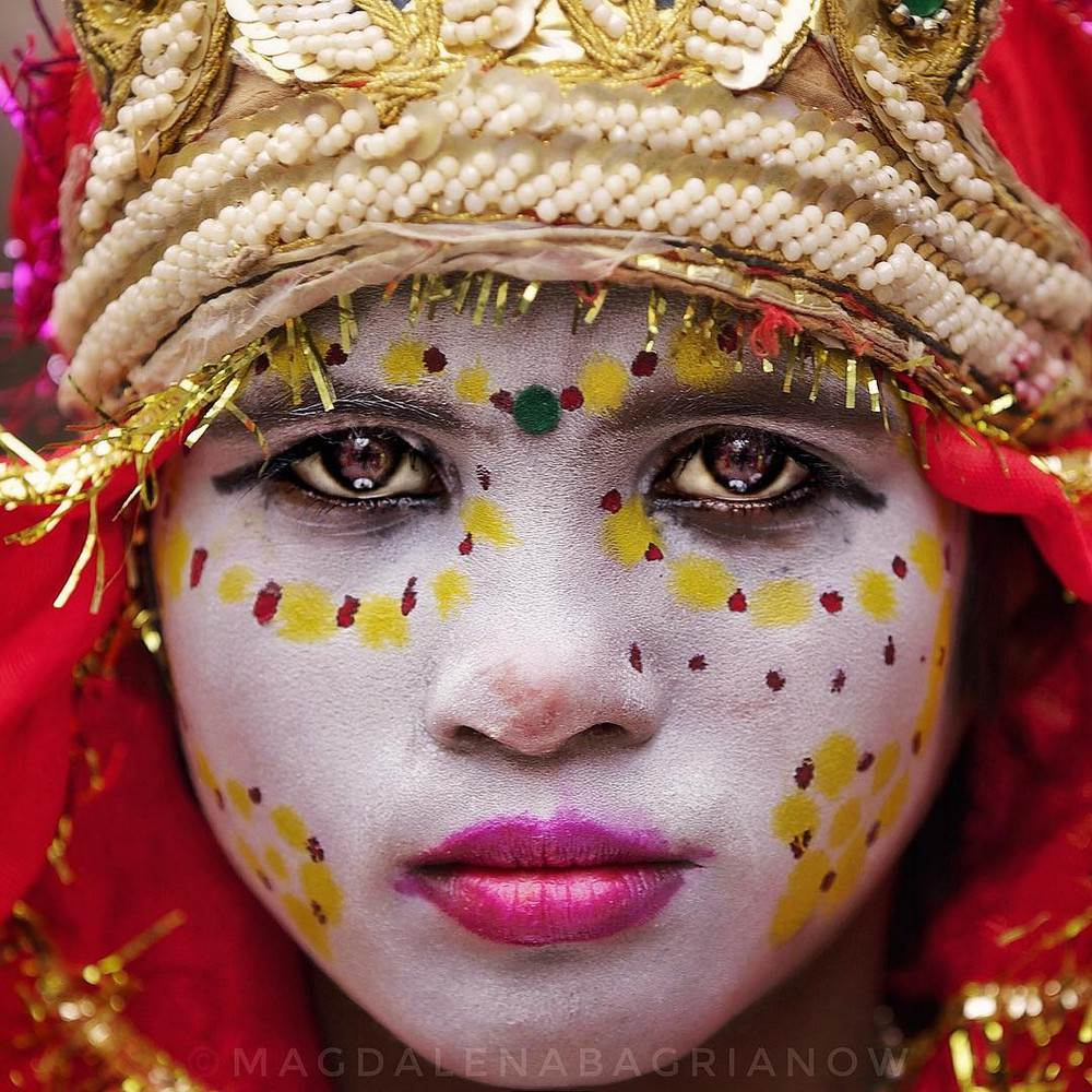 The Eyes Are The Mirror Of The Soul: Amazing Portraits Of The Inhabitants Of India