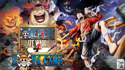 one piece pirate warriors 4 pc save game 100 complete