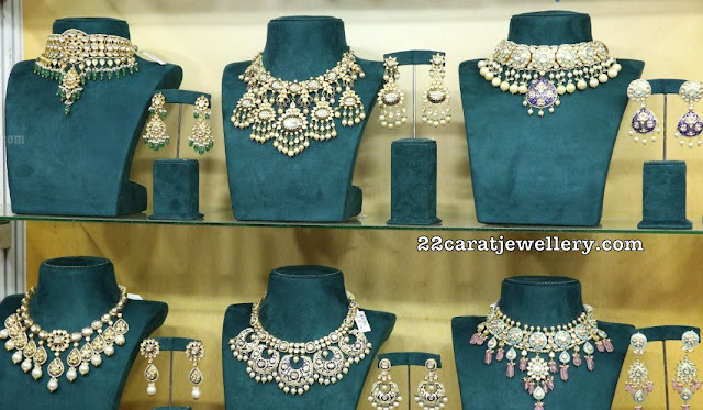 Kundan Necklaces by Jaipur Gems