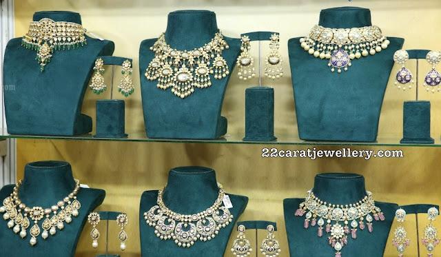 Kundan Necklaces by Jaipur Gems