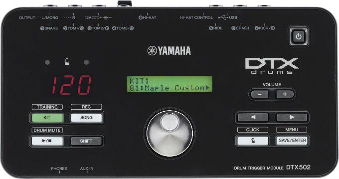 trống Yamaha DTX522K