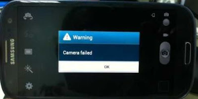 Cara mengatasi kamera gagal di hp android