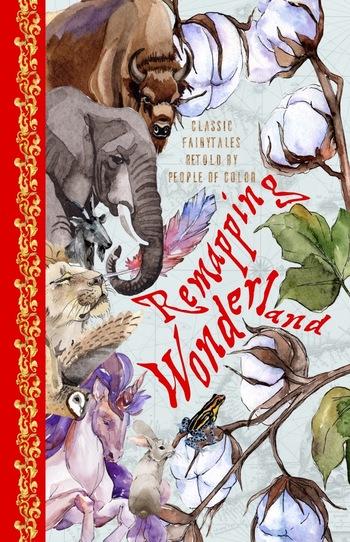 Remapping Wonderland cover artwork