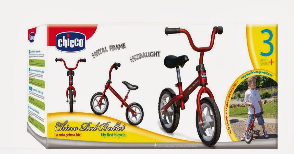 Mi Primera Bicicleta Chicco Su Primera Bicicleta: 1deMagiaxfa: TOYS - CHICCO - First