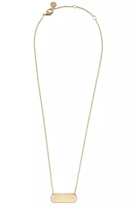 Samantha - The Bachelor - Bar Necklace