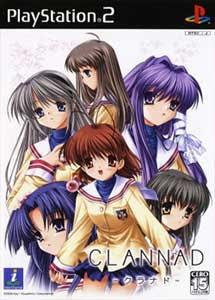 Clannad PlayStation 2 ISO (NTSC-J) MG-MF