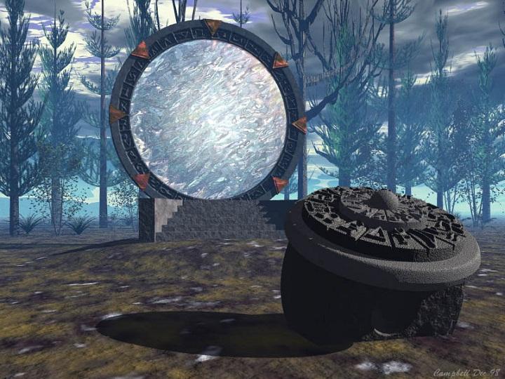 Misteri Stargate, Pintu yang Bisa Membawa Kita ke Tempat Mana pun