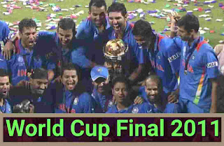 ICC Cricket World Cup Final 2011 Highlights - India vs Sri Lanka