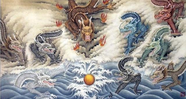 Kisah 9 Naga Yang Hendak Menguasai Indonesia, Mirip Seperti Diungkapkan Dalam Al-Quran Ini