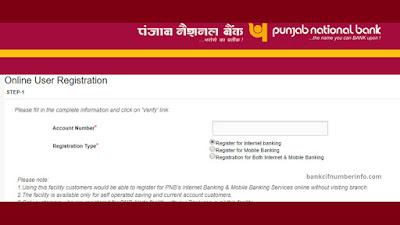 Register for both Internet & Mobile Banking