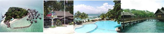 Paket Murah Wisata Pulau Ayer Resort