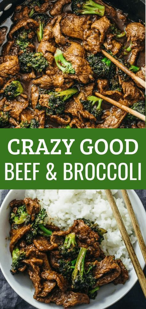 CRAZY GOOD BEEF AND BROCCOLI #recipes #dinnerrecipes #quickdinnerrecipes #food #foodporn #healthy #yummy #instafood #foodie #delicious #dinner #breakfast #dessert #lunch #vegan #cake #eatclean #homemade #diet #healthyfood #cleaneating #foodstagram