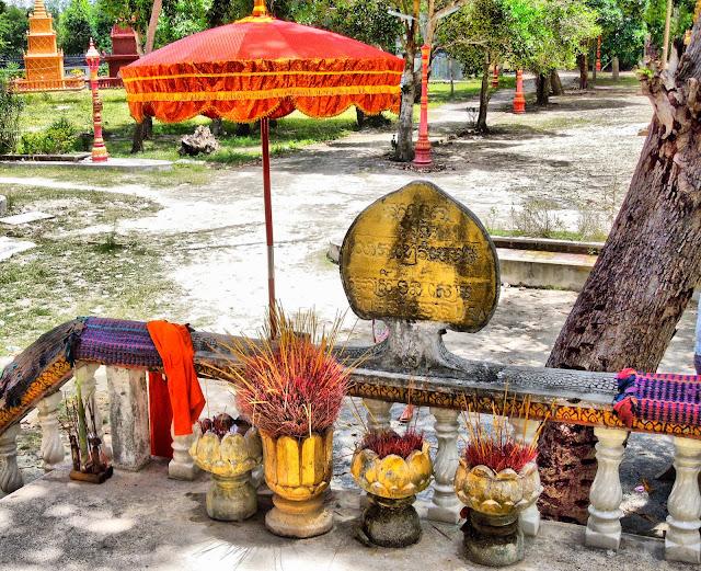 Images de Pchum Ben 2016.