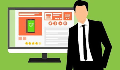 Cara jualan Online dari Blog Raup puluhan juta perbulan